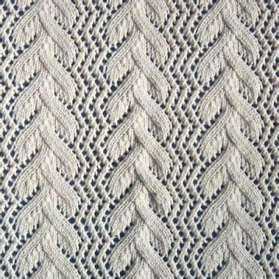 lace pattern name 407 best images about knitting stitch cable library on