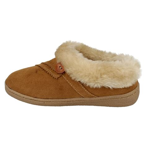 warm slippers clarks warm lined slippers eskimo snow ebay
