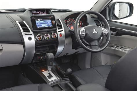 mitsubishi sports car 2015 mitsubishi pajero sport 2 5 shogun auto 2015 review