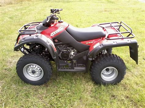 New Suzuki Atv Brand New Suzuki Qzark 250 Bike 2014 Model Farm Atv