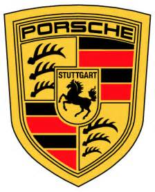 Porsche Stock Symbol Porsche Logo Free Logo Design Vector Me