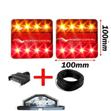 led boat trailer light kit led boat trailer light kit 100 x 100 fully submersible