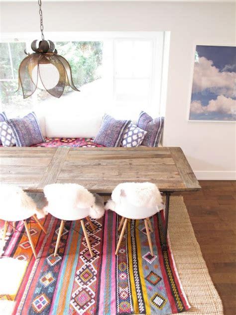 Esszimmer Teppich by Ein Faszinierendes Esszimmer Einrichten 66 Ideen