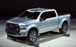 Ford Atlas Concept Ford Atlas Concept Photo 301845 Automotive