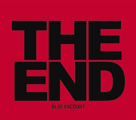 blue song at the end blue encount 待望のニューアルバム the end 詳細 新アー写を解禁 okmusic