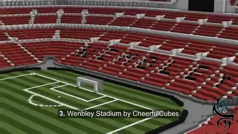 How To Make A Football Stadium Out Of Paper - top ten minecraft football stadiums