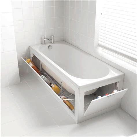 bathtub storage bathtub storage ideas