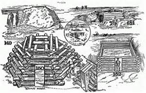 Stick Built Homes Floor Plans the navajo hogan hornaday dugout and sod house