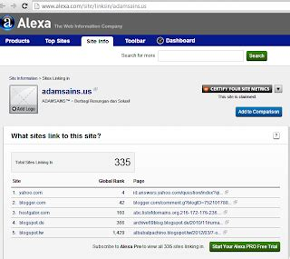 cek resi paling akurat cara cek alexa backlink paling akurat adamsains