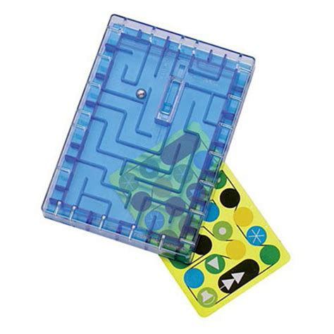 Maze Gift Card - unique gifts gift card maze blue