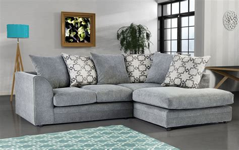 grey fabric corner sofa carlos fabric corner sofa grey high quality cheap sofas