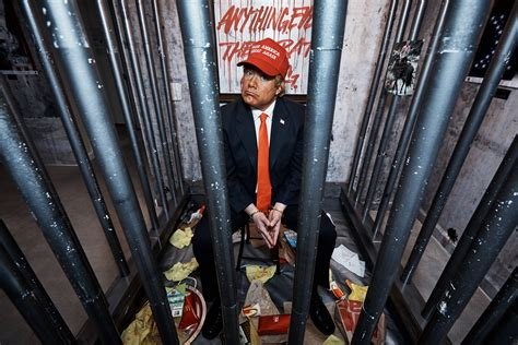 anarchist art collective transformed  trump tower