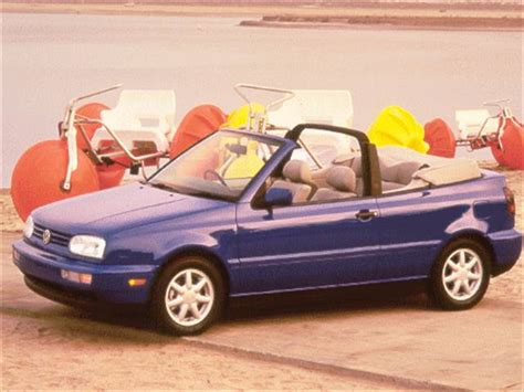photos and videos 1999 volkswagen cabrio convertible history in pictures kelley blue book