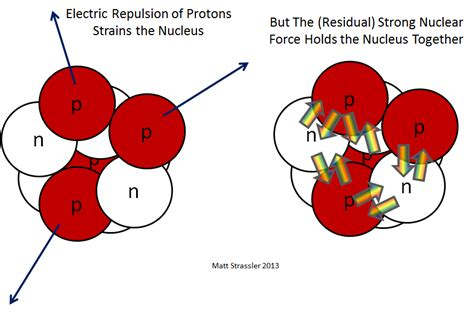 What Holds Protons Together What Holds Nuclei Together Of Particular Significance