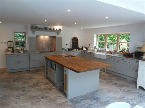 kitchen island oak mornington shaker kitchen fitted in stevenage