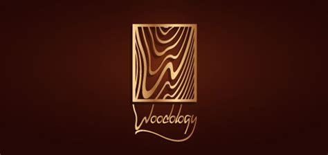 creatively designed wood inspired logo designs idevie