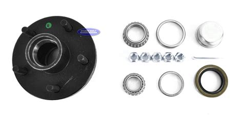 dispersion pattern exles hub painted 5 bolt fits 3500 lb axles 5 on 4 3 4 inch