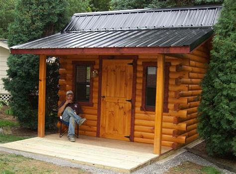Shed Log Cabin by Log Cabin Photo Gallery Log Cabins Wayside