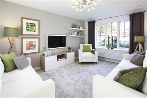 show home living room ideas scholars field wimpey