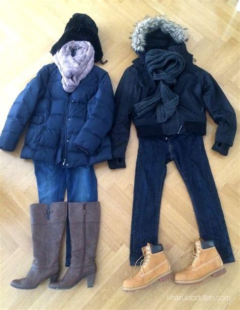 tips bercuti pada musim sejuk winter khairul abdullah