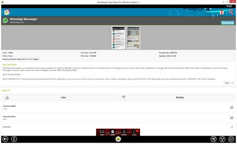 whatsapp for pc 5 easy steps with bluestacks navtechno run android app such as whatsapp on your mac pc using bluestacks