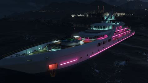 gta 5 boat cheat for pc super yacht gta5 mods