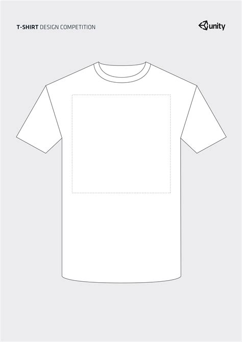 design for t shirts template unity terms and conditions t shirt design contest