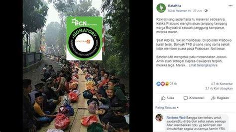 cek fakta viral foto warga boyolali syukuran jokowi