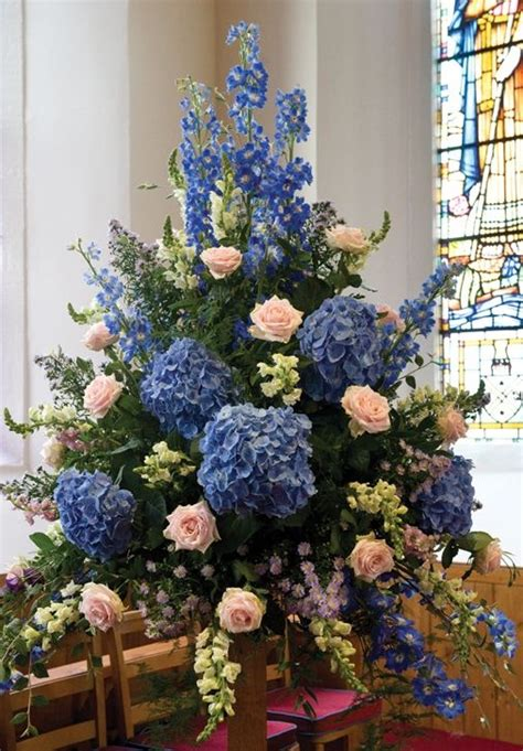 Large Flower Arrangements For Weddings by Large Flower Arrangements For Church And Creative Flower