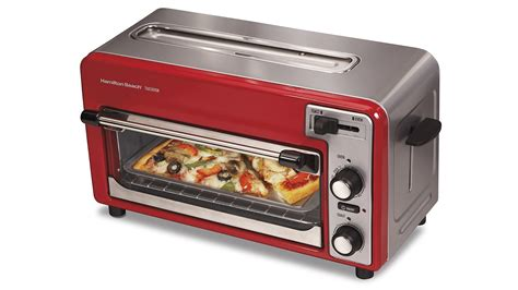 Toaster Oven With Toaster Slots On Top A Toaster Oven With A Bread Slot For When Pizza S Not On