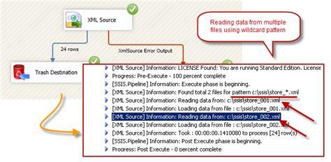 xml pattern value syntax xml pattern value syntax consume xml web service in ssis