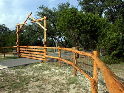 country fence styles hill country gates and fencing gates and