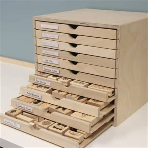 Paper Craft Storage Solutions - 17 best ideas about craft storage solutions on