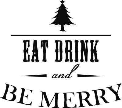 holiday drinks clipart