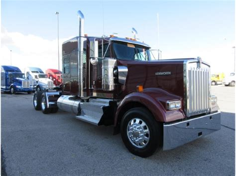 2017 kenworth w900 2017 kenworth w900 for sale 84 used trucks from 67 950