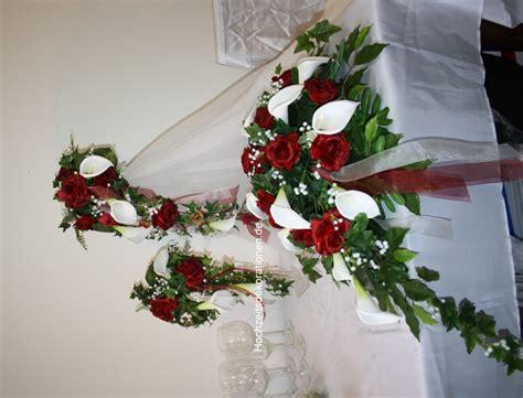 Hochzeitsdekoration Shop by Set Calla Wasserfall Str 228 Usse Und Autoschmuck