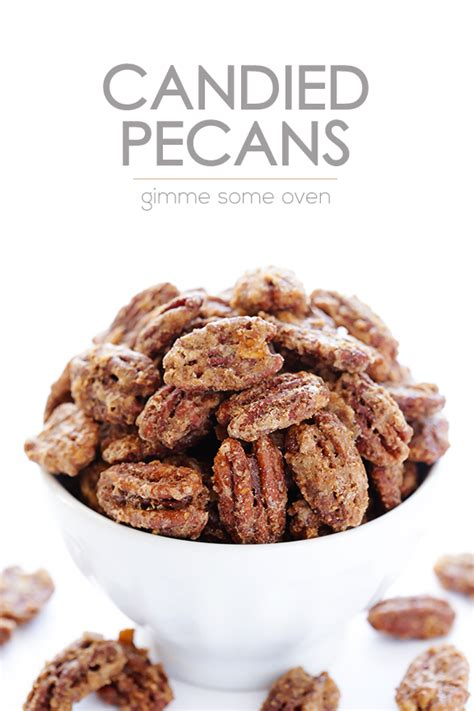 How Do You Toast Nuts For Recipes by Toasted Candied Pecans