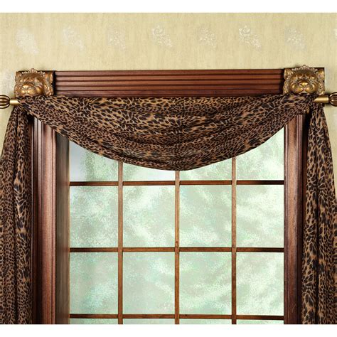 curtain swag holders interior decoration contemporary window design with