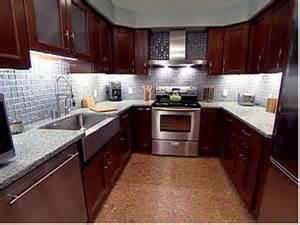 Cherry kitchen cabinets contemporary kitchen