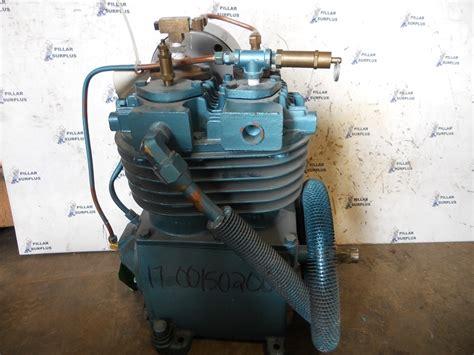 kellogg american replacement compressor model 335tv