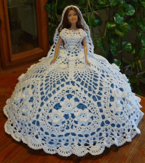fashion doll bed fashion doll bed pillow blue wedding or choose