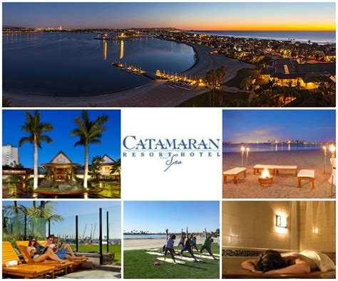 catamaran resort hotel catamaran resort hotel on the beach san diego spas
