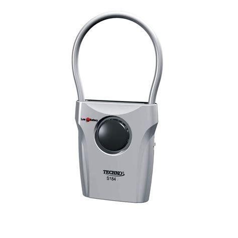 Door Alarms Home Depot by Techko Ultra Slim Door Guard Alarm S184s The Home Depot