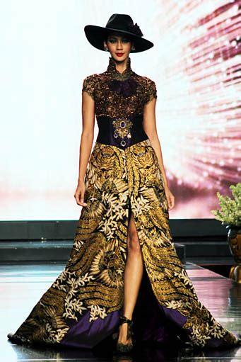 Baju Batik Gaun modern kebaya by avantie kebaya kebaya kebaya and