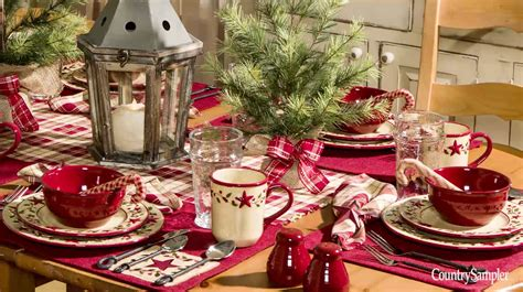 images about christmas table decorations ideas on