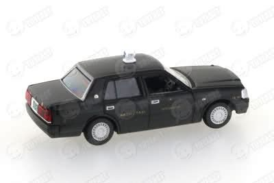 Tomytec 1 80 Toyota Crown 2 tomica preview 1 80 toyota crown taxi