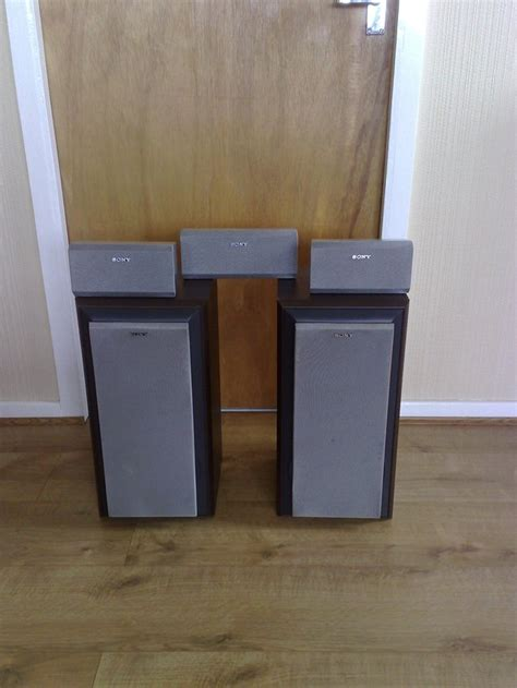 Channel Preloved 1 sony ss 5 1 channel speakers for sale in birmingham warwickshire preloved