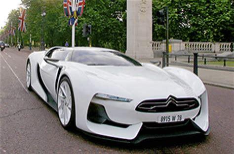 Citroen GT supercar 'will be built'   Autocar