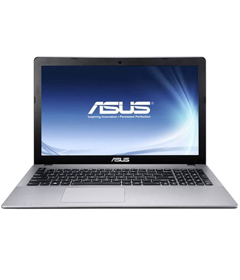 Asus Laptop With Intel asus x550lc xx160d laptop 4th intel i7 8gb ram 1tb hdd dos 2gb graphics grey
