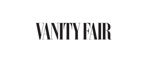 Vanity Fair Logo by Vanity Fair New Logo For The New Century Branding Magazine